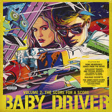 Ost Baby Driver Volume 2 The Score For A