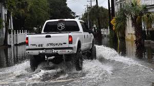 When Flood Waters Rise, Out Come The Big Rigs - The Drive Toyota New Used Car Dealer Serving Charleston Summerville Sc Daniel Island Auto Sales Let Us Help You Find Your Next Used Car 2014 Ram 1500 For Sale Charlotte Nc Ford In North Cars Featured Vehicles South Fire Department 31524 Finley Equipment Co Vehicle Specials Superior Motors Orangeburg A Columbia Buick Mamas 2015 Gmc Sierra Sle Inventory Spooked Carriage Horse Tosses Driver Runs Into