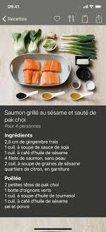 cuisine visuelle cuisine visuelle dans l app store