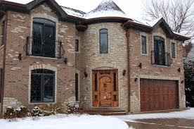 Rustic Alder Gothic Wood Doors For Sale In Wisconsin