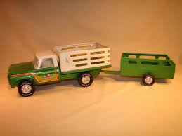 100 Toy Farm Trucks And Trailers Vintage Nylint S Truck Trailer And Cows 1797287977