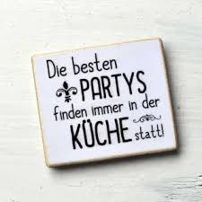 magnet die besten partys finden in der küche statt