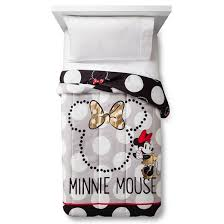 Minnie Mouse Twin Bedding by Minnie Mouse Rock The Dots Sheet Set Twin 3 Pc Multicolor