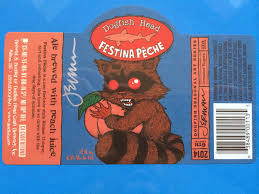 Dogfish Pumpkin Ale 2017 by Daily Beer Review Dogfish Head Seasonal Artist Jermaine Rogers