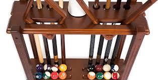 Pool Cue Rack Billiard Cues For Sale