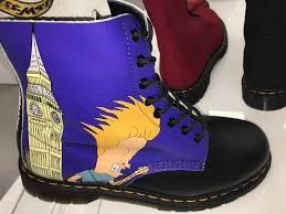 Beavis And Butthead Halloween Mask by Fashion Corner Dr Martens Spring Summer 2017 Collection A Rain