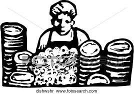 Clipart Of Dishwasher Dishwshr