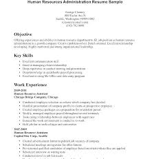 Write Resume Internship No Experience Sample For College Students