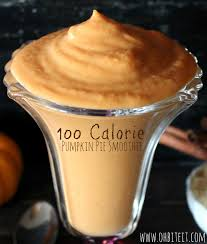 Freezing Pumpkin Puree For Smoothies by 100 Calorie Pumpkin Pie Smoothie Oh Bite It