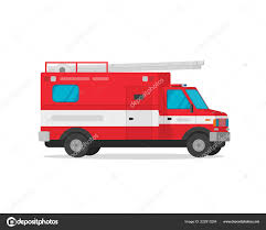 100 Fire Truck Clipart Truck Vector Illustration Flat Cartoon Firetruck Emergency