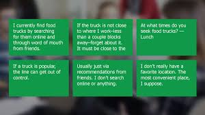 Truck Scout – UX Research & Design For Food Truck App On Behance Cooking Up Fun With Minnies Food Truck App Review The Disney Find Ios Interaction Design User Experience Kaylee Moats Wheres Beef Hanya Moharram Dragon Bites A Drexel Finder Your Favorite Food Trucks Quickly And Where The Andriod By On Behance Graze Mobile Your Online Our Nyc Trucks With Tweatit App Next Web Jason Kellum Portfolio