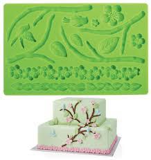 Wilton Decorator Preferred Fondant Uk by Wilton Fondant U0026 Gum Paste Mold Imprinted Texture Cake Accent