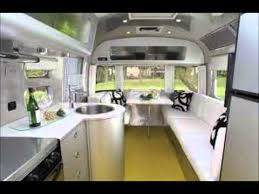 Modern Camper Interiors Rv Hunters Youtube Old House Interior
