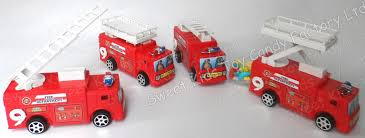 China Mini Fire Truck Candy Toys (120607) Photos & Pictures - Made ...