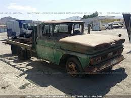 100 Ton Truck 1960 Chevrolet 1 For Sale ClassicCarscom CC960383