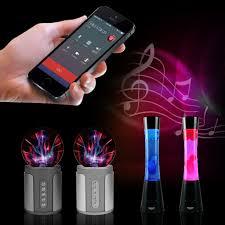 Plasma Lava Lamp Uk by Debonair Plasma Ball Lava Lamp Portable Wireless Bluetooth Stereo
