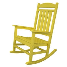 Outdoor Rocking Chairs Under 100 by Polywood U0026reg Presidential Recycled Plastic Rocking Chair