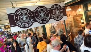 Latte Lovin At The Original Starbucks Seattle Store