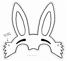 Rabbit Template Free Download Clip Art Free Clip Art Free Easter Hat