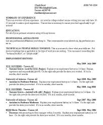 Resume Template College Student Great Examples For Students Nice Good Templates No