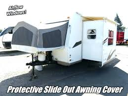 Awning Covers For Rv Protective Cover Beautiful Forest River ... Rv Screen Rooms Add A Patio Room Enclosure Shop Shadepronet Diy Inexpensive Pop Up Camper Awning Pop Up Pinterest Striped Olefin Outdoor Fabric Doubled Over And Then Folded In Travel Trailer Awning Parts Caravan Roll Out Replacement 3 Awnings 25 Trending Camper Awnings Ideas On Replacement For Travel Trailers Bromame Dometic 9000 Plus Trim Line Ups By Youtube Camping Vintage Spartan Manor With Large Controls