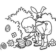 The Easter Egg Hunting