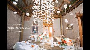 Simple Winter Wedding Ideas