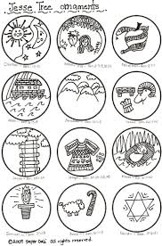 Christmas Tree Ornaments Printable Coloring Pages by 95 Best Advent Christmas Countdown Images On Pinterest