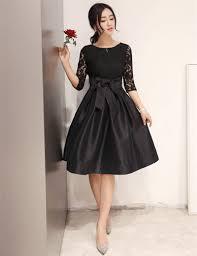 turmec long sleeve black dress casual