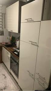 hochglanz küche beige poco