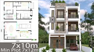 100 Home Photos Design House Plans 7x10m With 6 Bedrooms House Plans S