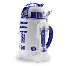 Steins Christmas Trees by The Star Wars Steins R2d2 Hammacher Schlemmer