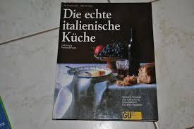 buch kochbuch die echte italienische küche gu