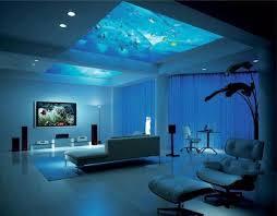 tolles mädchenzimmer lichteffekte indirekte beleuchtung