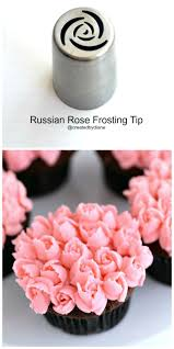 Cakes Decorated With Russian Tips by 73 Best Russian Piping Tips Images On Pinterest Decorating Tips