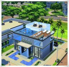 50 best casas the sims 4 images on Pinterest