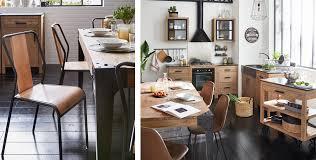 cuisines style industriel une cuisine style industriel cuisine décoration intérieur alinéa
