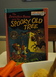 Berenstain Bears Christmas Tree Book by The Spooky Old Tree Making Mamas Out Of Women
