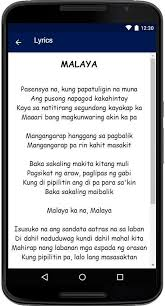 Moira dela Torre Song&Lyrics Android Apps on Google Play