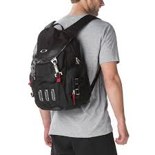 oakley kitchen sink backpack black louisiana bucket brigade