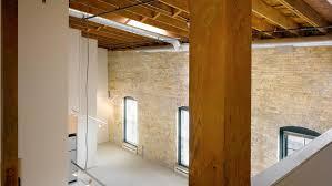 100 The Garage Loft Apartments Tobacco S At The Yards Urban Land Interests