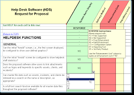 Service Desk Software Features by Hds System Evaluation U0026 Selection Help Desk Software