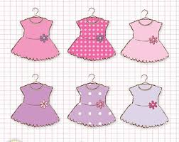 Dresses Clip Art 52
