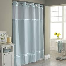 Bed Bath And Beyond Pink Sheer Curtains by Shower Curtains Shower Curtain Tracks Bed Bath U0026 Beyond