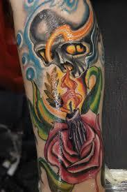 Diego Alejandro Tattoos Realizado En La Convencion Internacional De Tatuadores En