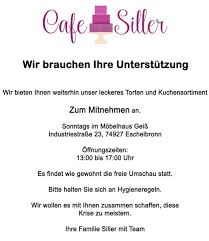 café siller alte waibstadter straße 1 sinsheim 2021
