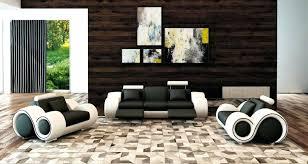 déco canapé noir canape canape design noir et blanc canape design noir et blanc