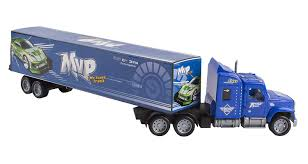 Amazon.com: Toy Truck Mega Big Rig Trailer Semi Truck 24