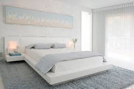 Fine Bedroom Ideas White Gray Striped Walls Black And Bedding By