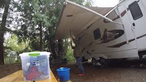 RV Awning Cleaning - YouTube Commercial Power Washing Residential And Canvas Awning Cleaner Chrissmith Awning Itallations Wellington Repairs In Fl Cleaning S With The Ettore Backflip Youtube Save Awnings Shades Fort Collins Colorado Peterson Canvas Blomericanawningabccom Service Best Choice For Have It Made The Shade Right Window Diy How To Clean Your Alinum Cosy Pendant In Metal Patio Cover Decorating Ideas Blossom Building And Roof Pssure Midstate Inc